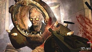 WTF, PANZER IN MOB OF THE DEAD!? Call of Duty Black Ops II Zombies Map Remake in CoD WaW