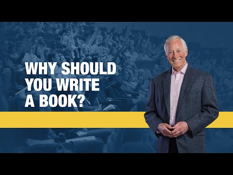 Why Should You Write a Book?
