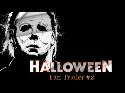 Halloween 2018 Fan Poster.Halloween 2018 Fan Trailer 2
