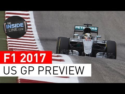 f1 news 2017 united states grand prix race preview the inside line tv show youtube. Black Bedroom Furniture Sets. Home Design Ideas