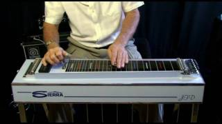 Acapella Pedal Steel Guitar