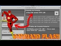 COMO VIRAR O FLASH USANDO COMMAND BLOCK NO MINECRAFT PE 1.0.5.3 (Sem Mods ou Addon)
