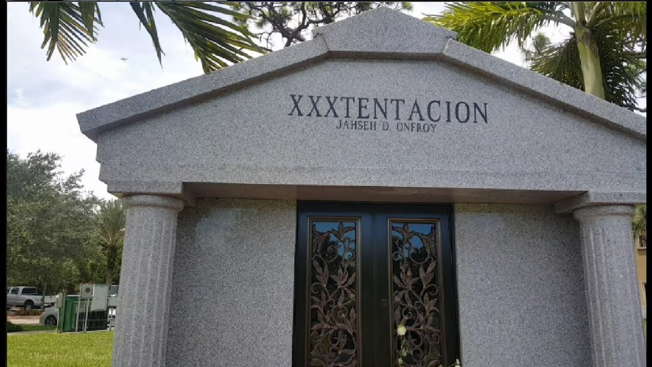 Xxxtentacion Grave