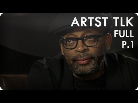 Spike Lee & Pharrell Williams on Anthems and Artists  ARTST TLK™ Ep. 9 Part 1  Reserve Channel