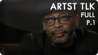 Spike Lee & Pharrell Williams on Anthems and Artists | ARTST TLK™ Ep. 9 Part 1 | Reserve Channel