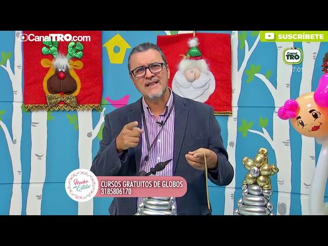 Decoraciones con globos - Hecho con Estilo