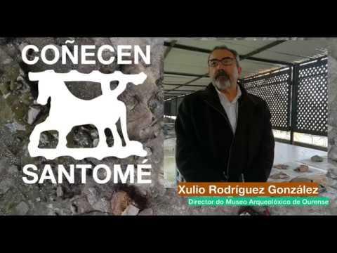 Coñecen Santomé: Xulio Rodríguez