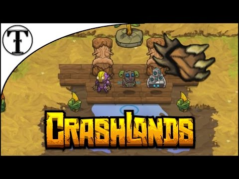 Cartographer :: Crashlands Episode 2