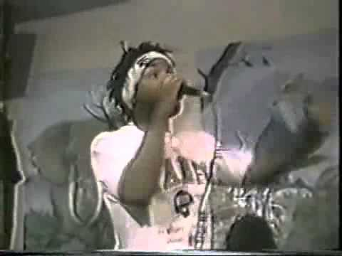Gravediggaz (Frukwan & Too Poetic) Live at The GoodLife Cafe LA, CA Circa 94