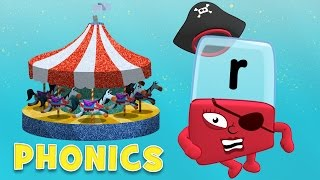 Learn to Read   Phonics for Kids   Letter Teams - AIR and EAR