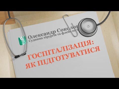 Госпитализация на операцию: Что нужно подготовить
