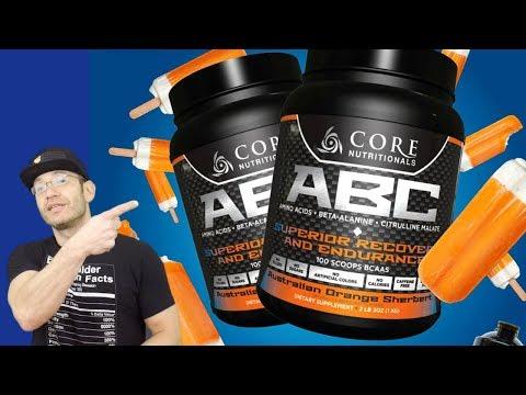 CORE ABC Orange Sherbet