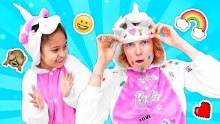 Игры для девочек маникюр – Салон красоты у Милой Единорожки! – Видео с игрушками для девочек.
