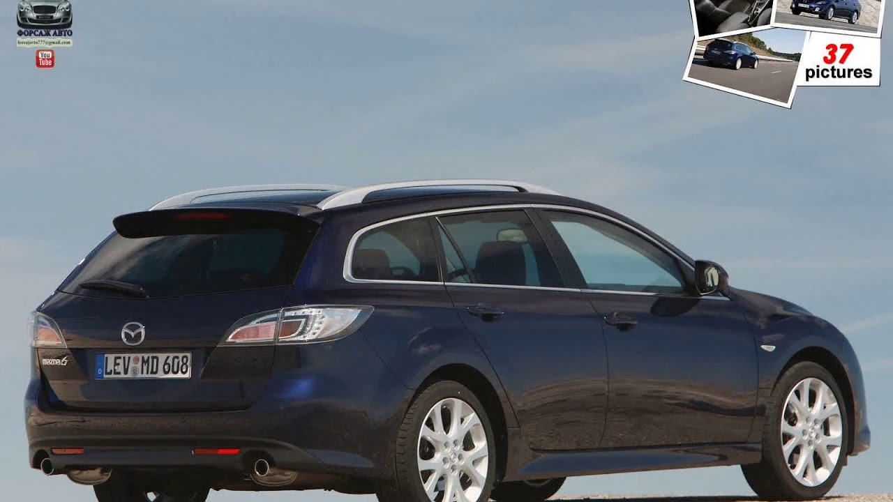 Mazda 6 SAP Wagon ( 2009 ) - YouTube