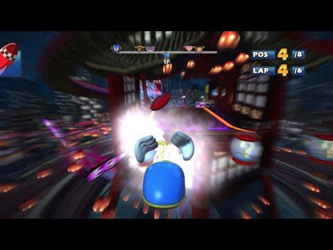 OPA-OPA Highway Zero 6 Laps x2 (Expert) Request. Sonic & SEGA All Stars Racing. PC 2021!  