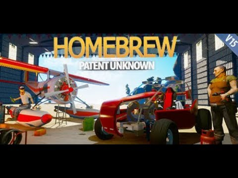 HomeBrew-Patent Unknown (GIVEAWAY) ENDED  
