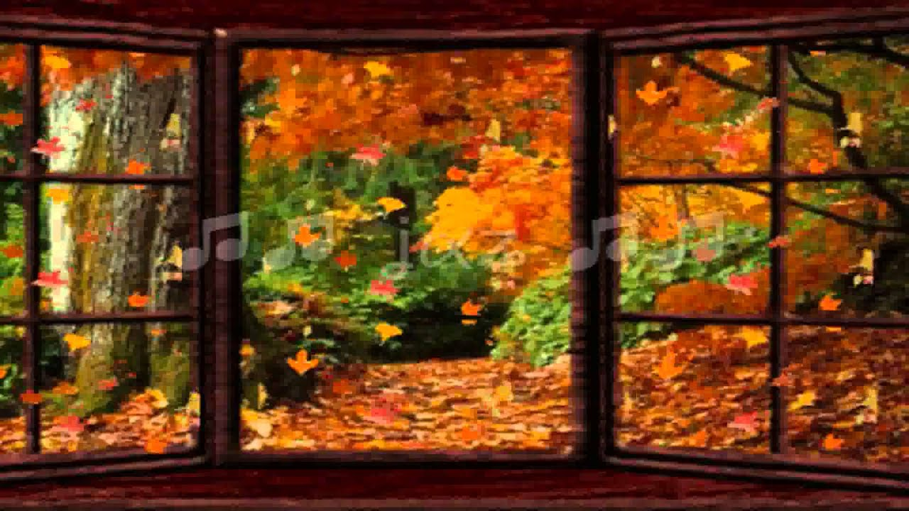 Fall Autumn Desktop Wallpaper Percy Faith Autumn Leaves Youtube