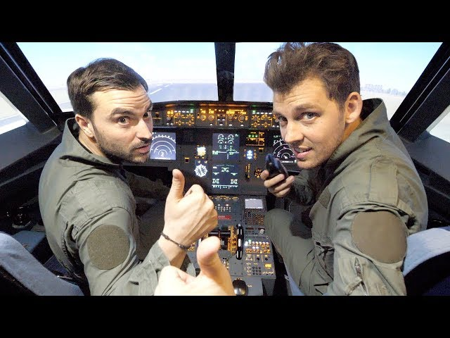 On pilote un avion feat. Pierre Croce