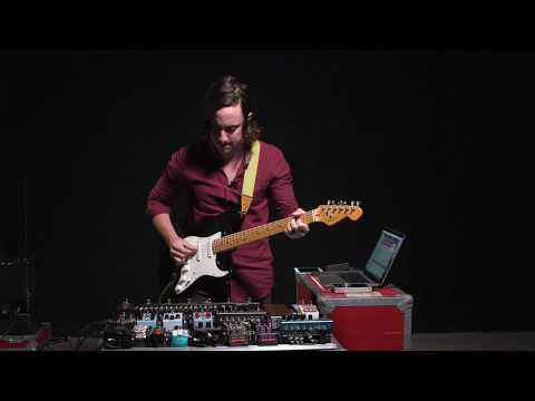 Jeffrey Kunde Pedal Board Rig Rundown