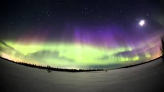 Полярное сияние (Aurora Borealis) HD 2014(Полярные сияния (Aurora Borealis). 2014. Сияния 2013 года. Место съемки - Россия, Мурманская область, г.Апатиты-Кировск...., 2014-02-13T12:48:51.000Z)