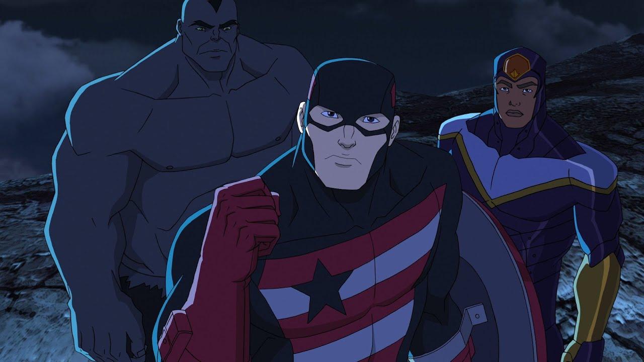 Image result for dark avengers avengers assemble