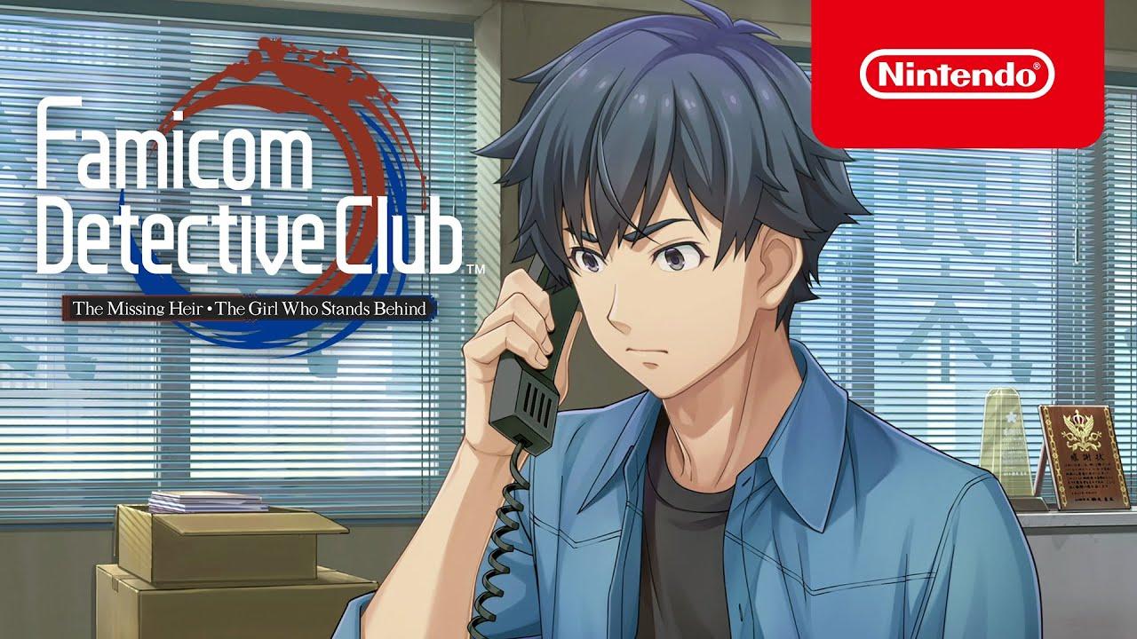 Famicom Detective Club  – Desentrañad la verdad en este misterio por partida doble (Nintendo Switch)