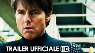 Mission: Impossible - Rogue Nation Trailer Ufficiale Italiano (2015) - Tom Cruise HD
