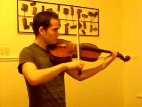 Minuet 2 (Viola)