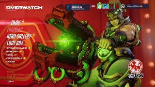 overwatch   gameplay stream