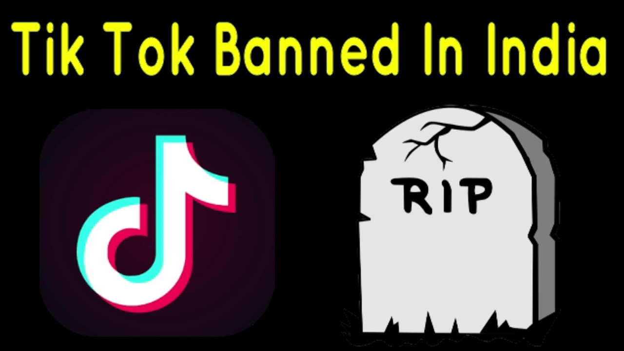 Tik Tok Banned In India | 59 Chinese Apps Banned