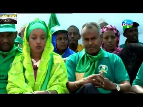 "Djibouti: Journal de campagne en Somali. ""Elections 2017 Comunales et Regionales 22/2/2017"