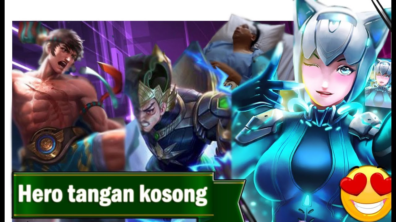 kumpulan hero ml: background mobile legend hero kosong