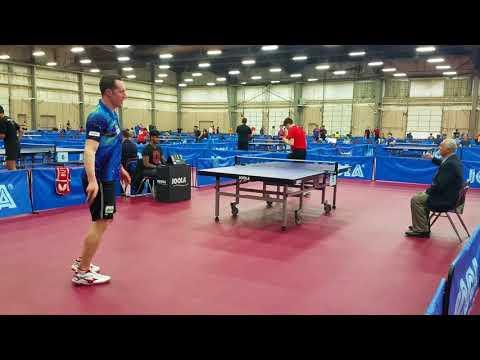 Adar Alguetti (2601) vs Samson Dubina (2426) - National Ranking Tournament