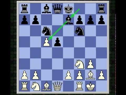 Chess Opening  Reversed Grunfeld