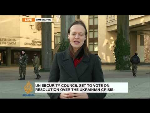 UN Security Council to vote on Ukraine resolution