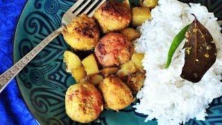 Chitol Maacher Muitha | Chital Fish Dumpling Curry | Bengali Home Cooking