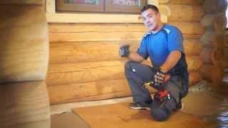 Деревянный дом,анонс. Технология скрытого монтажа проводки.(Анонс наших будущих работ в деревянном доме. Технология скрытого монтажа проводки в деревянном доме. Сайт:..., 2015-09-26T19:58:58.000Z)