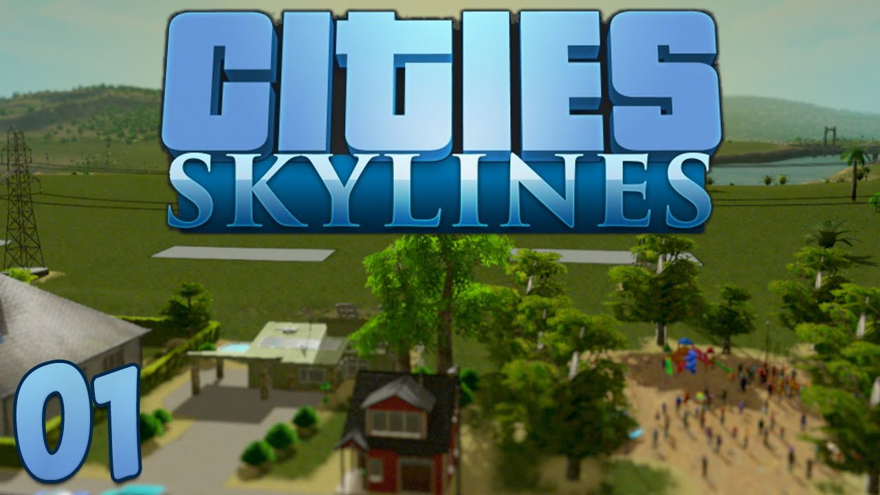 Cities Skylines: Lets Play With Xisuma