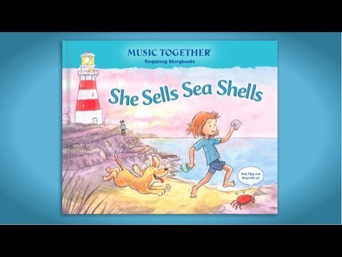 She Sells Sea Shells Singalong Storybook Trailer
