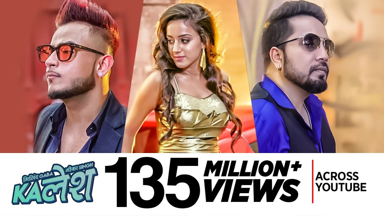 Kalesh Song | Millind Gaba, Mika Singh | DirectorGifty | Latest Hindi Song 2018