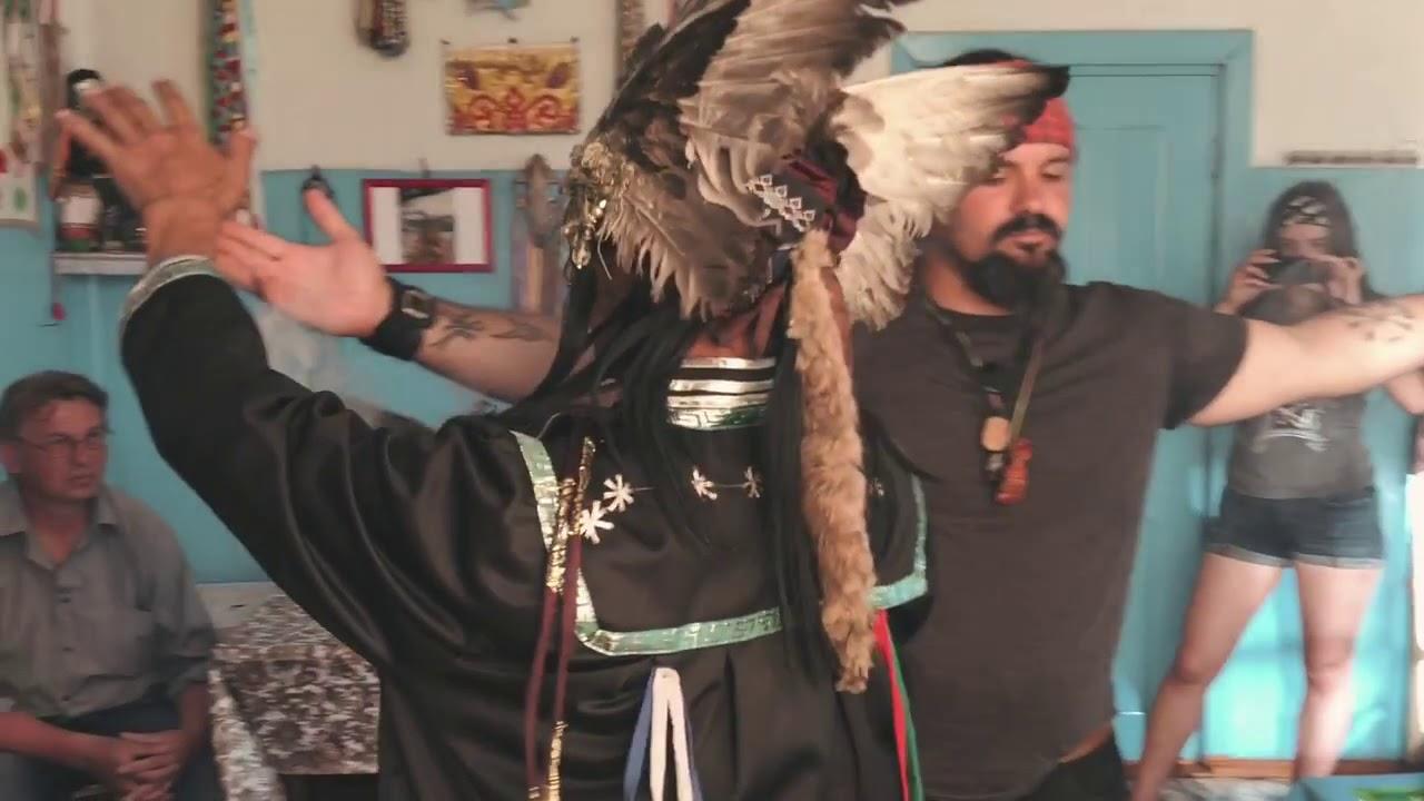 Sibérie, a la découverte des Chamans. Par Melissa Mancuso & Marcos Drake. Partie 1.