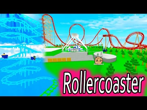 Riding Crazy Rollercoasters & Carnival Rides - Lets Play Roblox Online Game