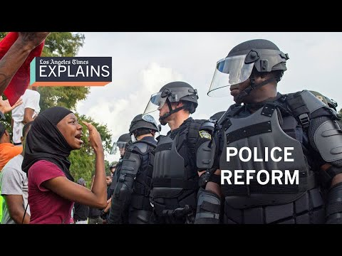 Can Congress reform the police?