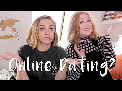 How to Hack Online Dating! feat. Booksandquills | Hannah Witton