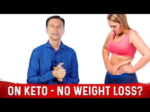On Keto... But No Weight Loss - What am I am Doing Wrong?
