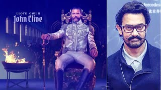 Thugs Of Hindostan Motion Poster: Aamir Khan Shares Lloyd Owen's Look As Lord John Clive