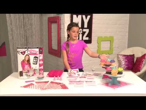 It's My Biz Cup-Cakery Bakery Kit from Fashion Angels