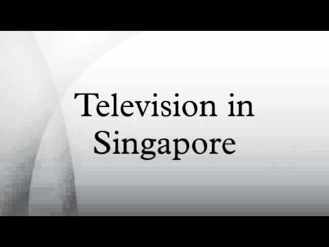 Television in Singapore
