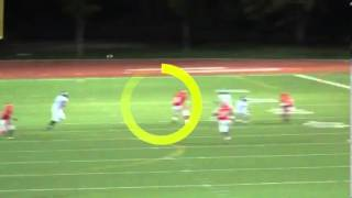 Scott Patton #26 Free Safety 2012 Sophomore Highlights, Class of 2015