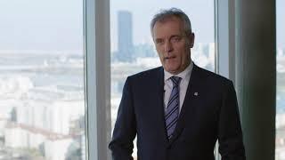 OMV Ergebnis 2017: Rückblick 2017 von CEO Rainer Seele